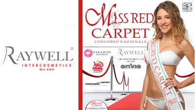 INTERCOSMETICS sponsor di Miss Red Carpet