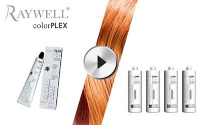 Novita' per parrucchieri: INTERCOSMETICS presenta il nuovo concetto di colorazione Raywell COLORPLEX